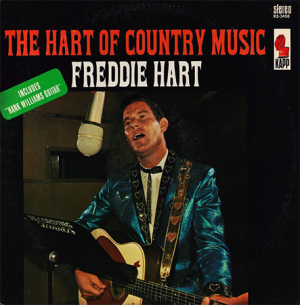 02 KS-3456 The Hart Of Country Music