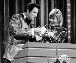 Freddie Hart & Ann Murray @ CMA Awards 1972